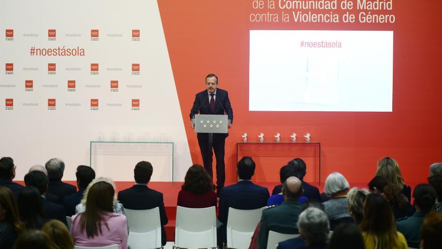 Reconocimientos de la Comunidad de Madrid contra la violencia de género
