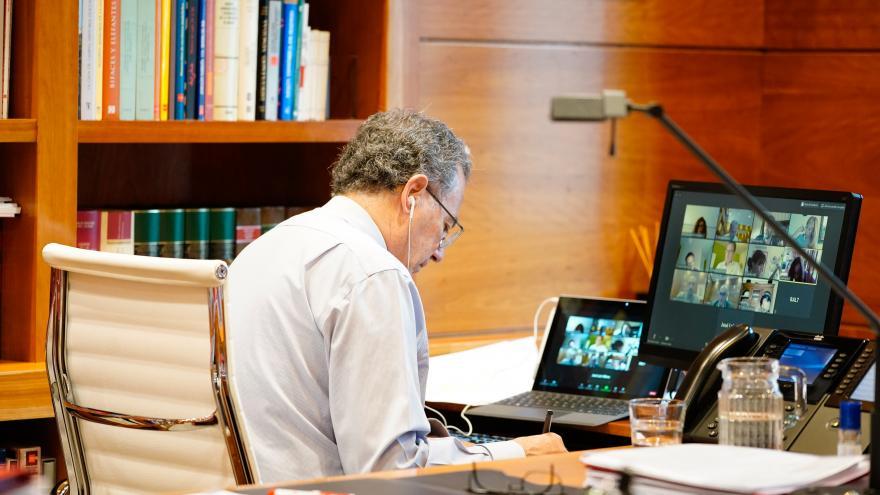 Ossorio videoconferencia despacho