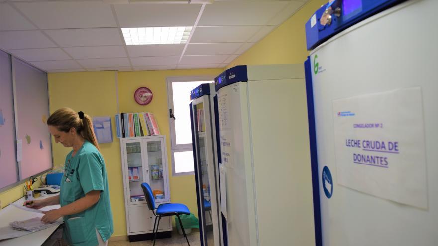 El Hospital Príncipe de Asturias, nuevo centro para donación del Banco Regional de Leche Materna de la Comunidad de Madrid