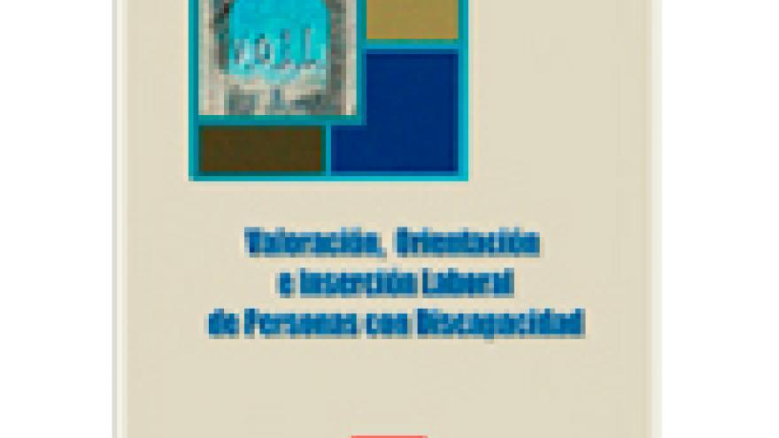 Portada Valoración, Orientación e Inserción Laboral de Personas con Discapacidad (V.O.I.L.)