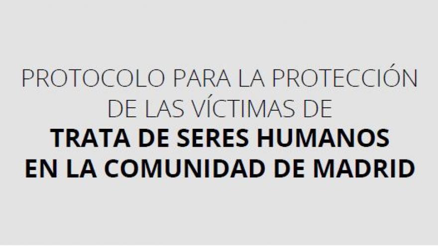 Protocolo para la protección de las víctimas de trata de seres humanos