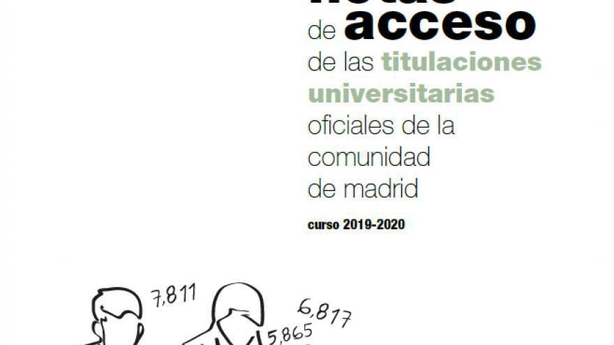Publicación Notas de Acceso 2019-20