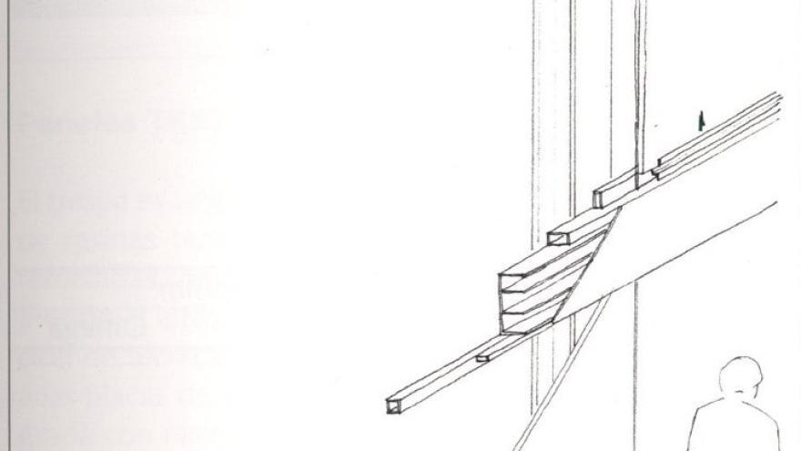 Cerramiento vertical tipo