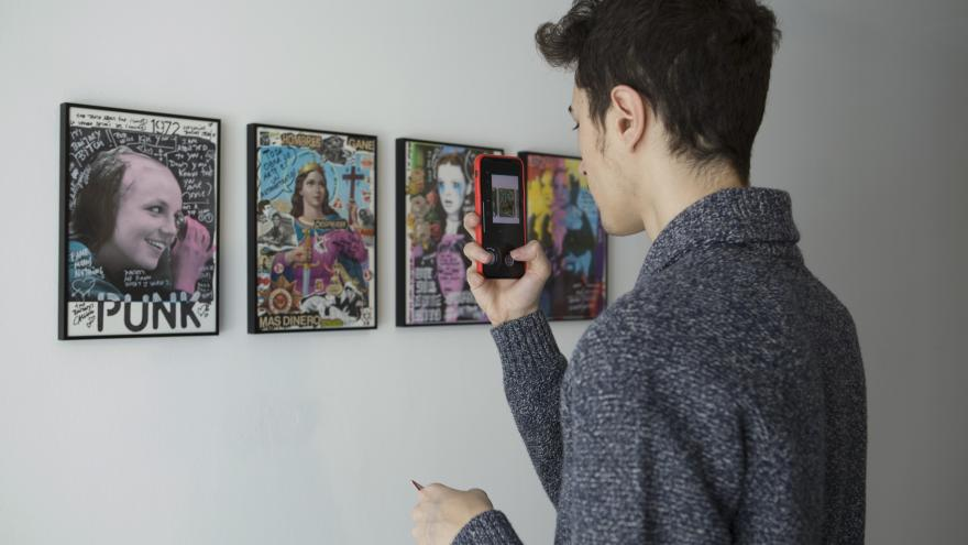 Exposición 'Sororidades Instagramer'