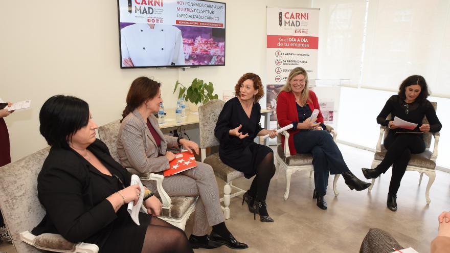I Encuentro de Mujeres en el Sector Cárnico