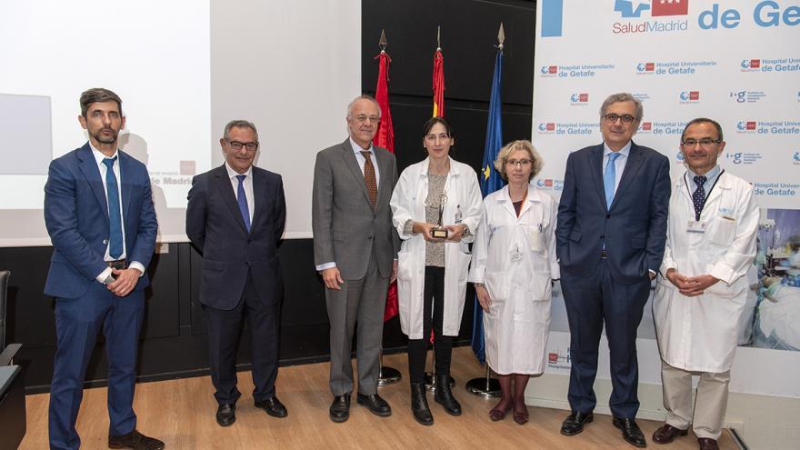 Premio de Investigación 2019 Hospital de Getafe