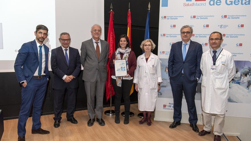 T. Iturriaga, de la Universidad Europea de Madrid.