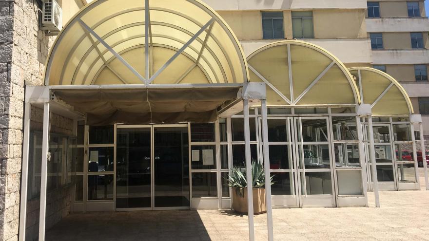 Imagen de la entrada a la D.A.T.  Madrid Capital