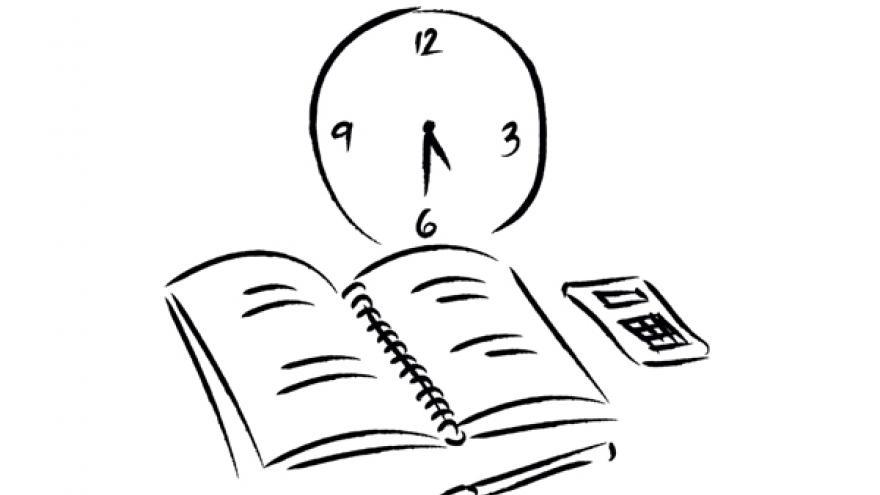 las tareas escolares después de la escuela