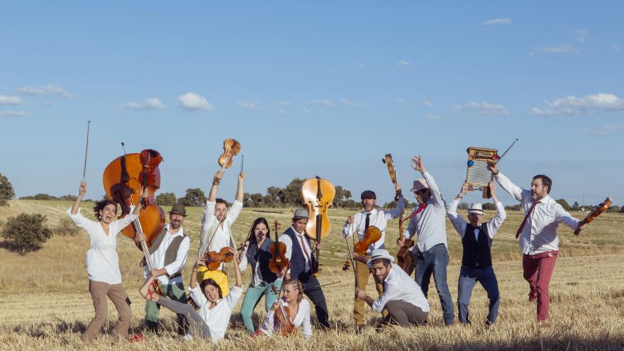 FOTO Swing Machine Orchestra