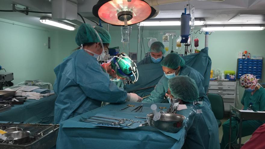 Transplante Hospital Universitario La Paz