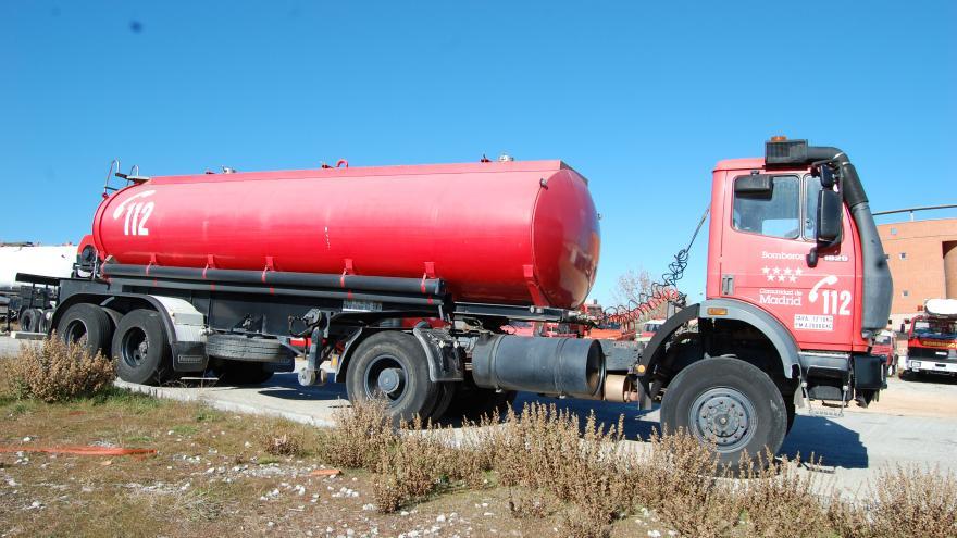 Unidad de transporte pesado: 1 unidad