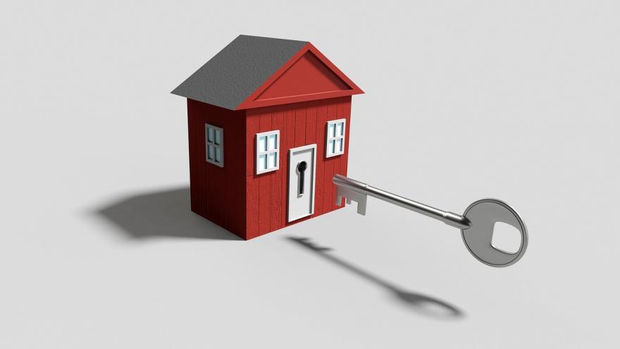 Casa y llave