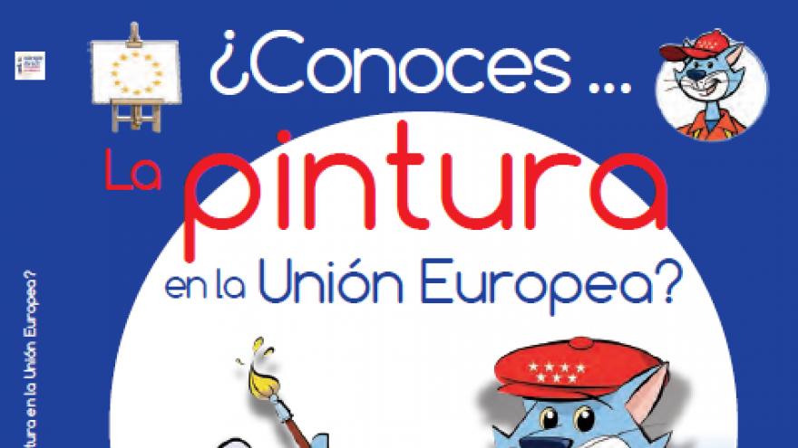 ¿Conoces la pintura en la UE?