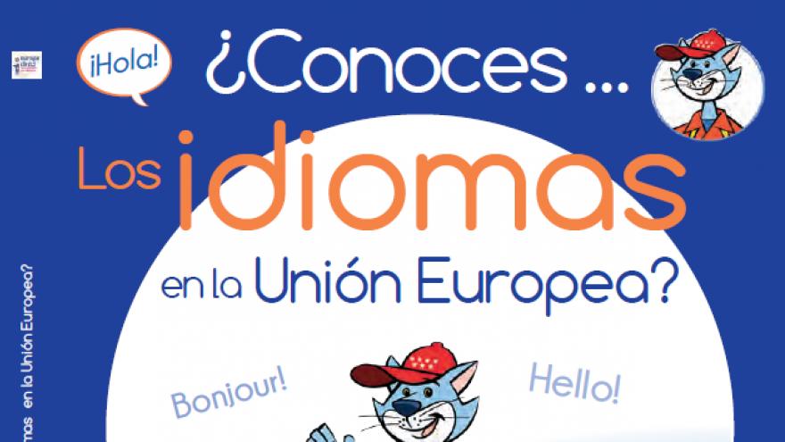 ¿Conoces los idiomas en la UE?