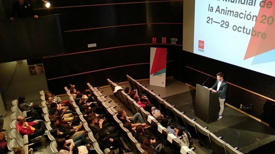 Imagen del Cine Estudio Bellas Artes