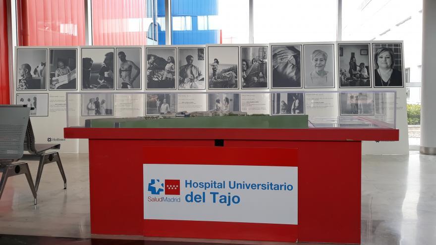 """Exposición """"Héroes y heroínas"""" en el Hospital Universitario del Tajo"""