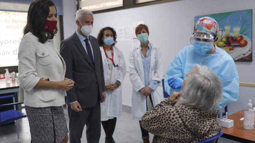 Ampliamos a 12 nuevas Zonas Básicas de Salud los test de antígenos