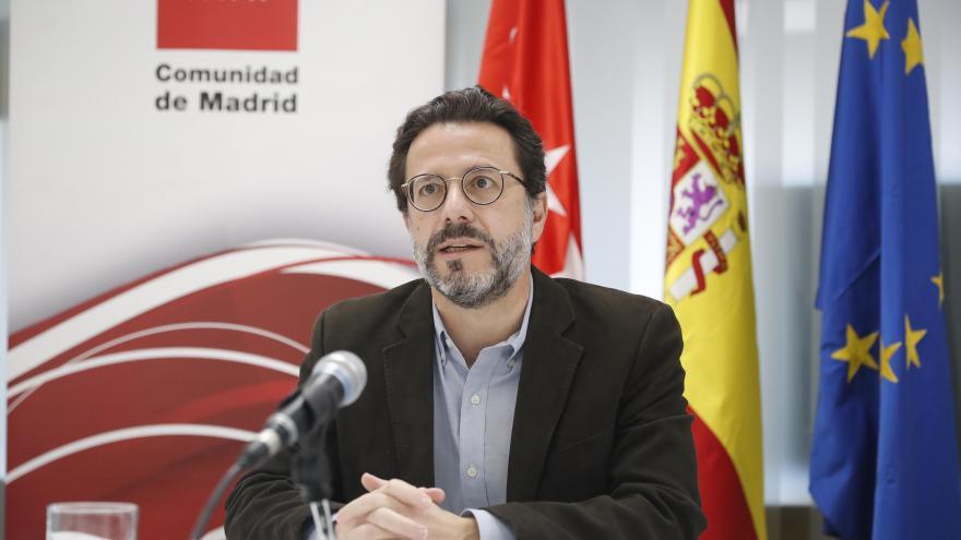 Fernández-Lasquetty valora los PGE para 2021