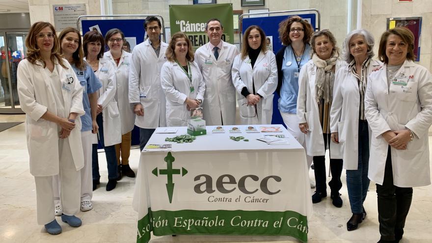 Comienza la colaboracióncon la AECC