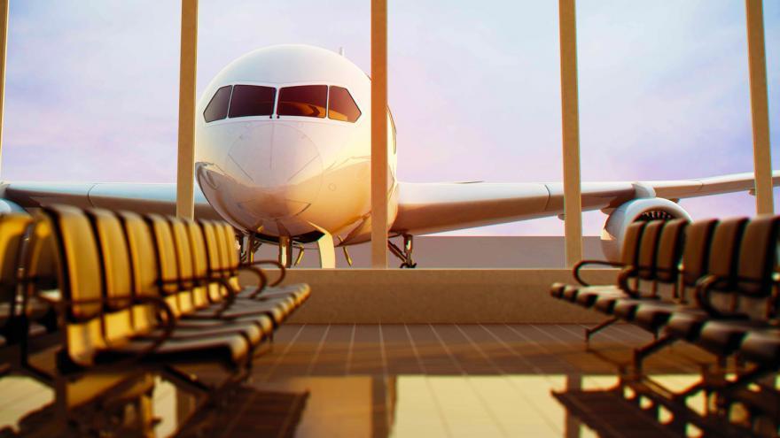 aeropuerto avión