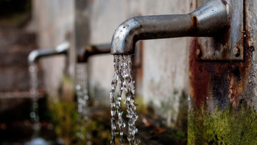 Imagen que muestra un grifo de agua potable