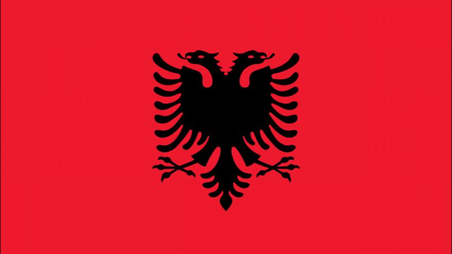 país Albania *