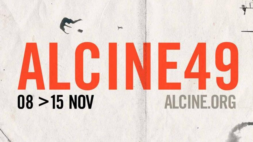 Cartel Alcine 49