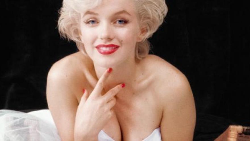 fotografía de Marilyn como una bailarina