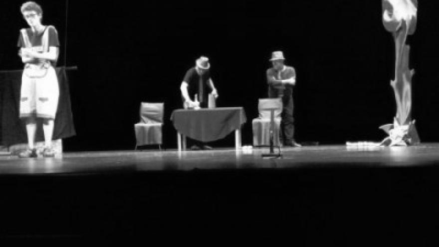 Grupo de Teatro Mamarrachos y Paparruchas