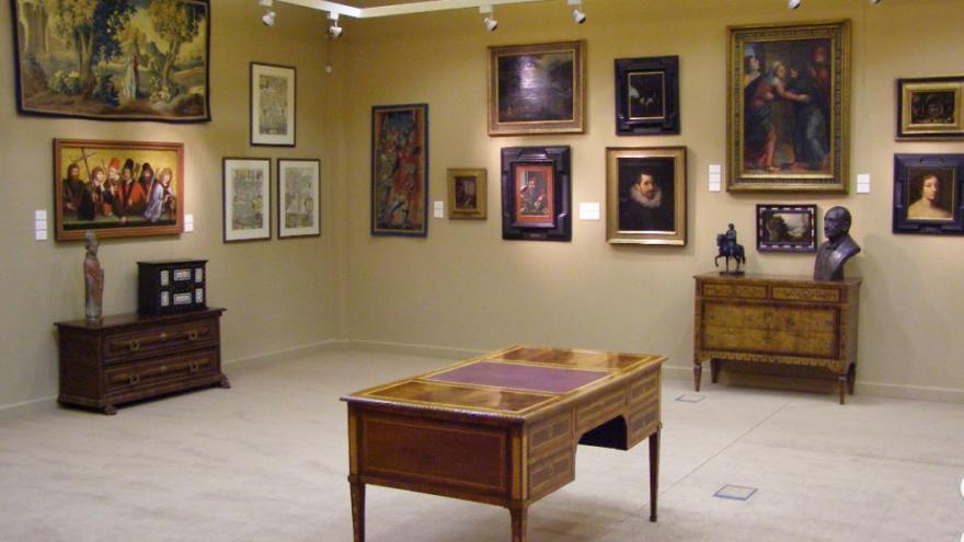 Colección Carlos Manzanares en La Cabrera