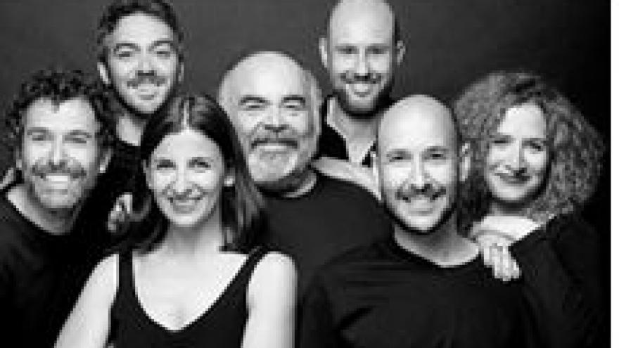 imagen de los integrantes de la compañía Teatro Defondo
