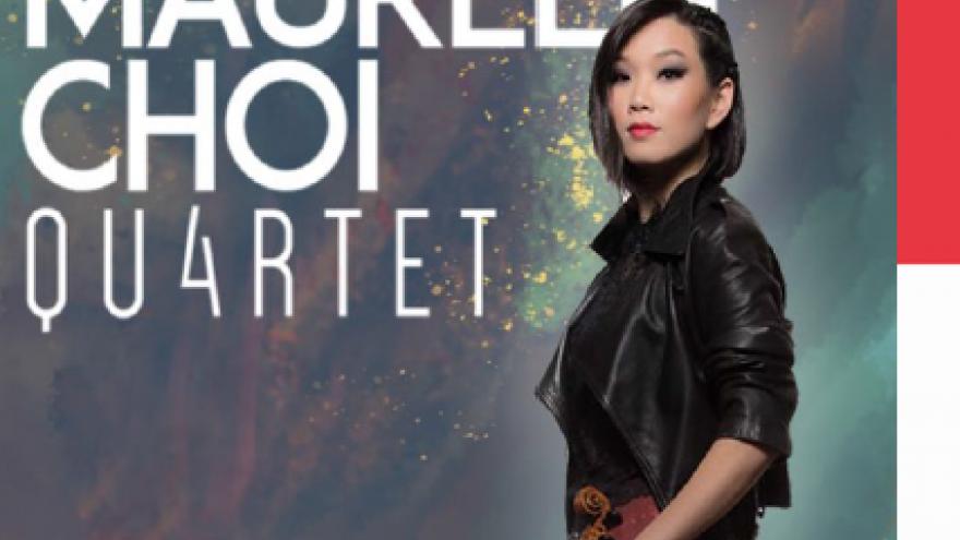 imagen de la violinista Maureen Choi