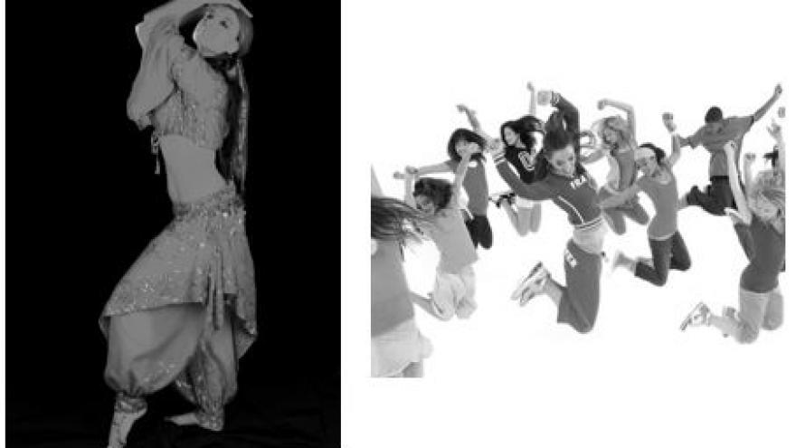 Muestra talleres Danza