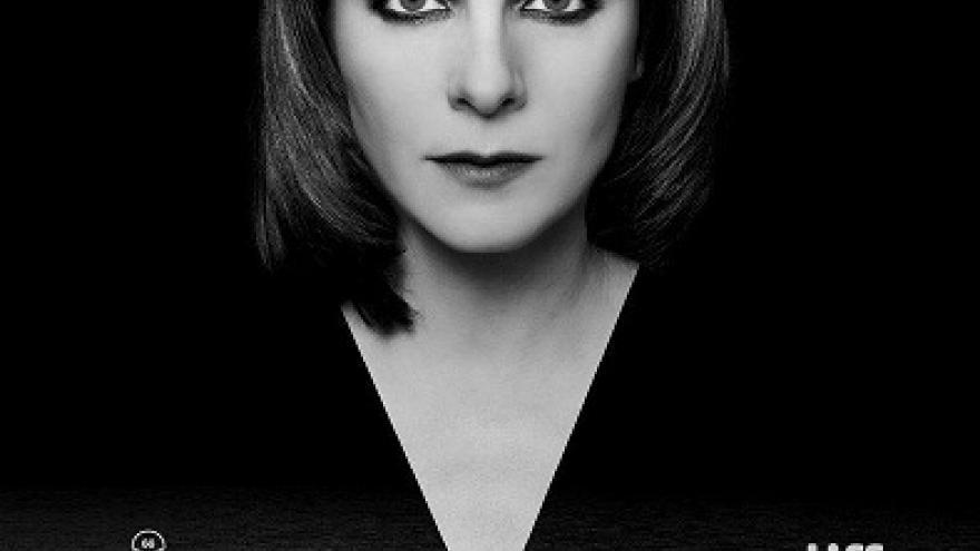 Imagen del cartel de la película Quién te cantará donde se ve el rostro de la actriz protagonista
