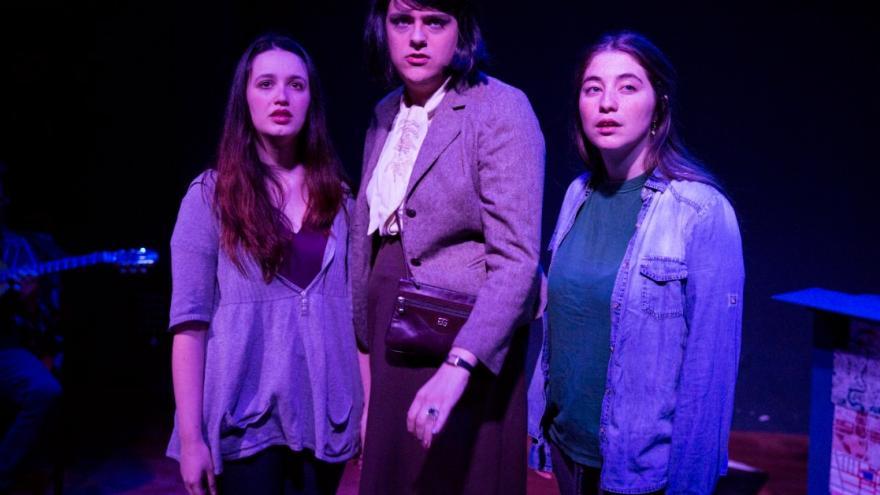 imagen de los tres actores de Paraguay