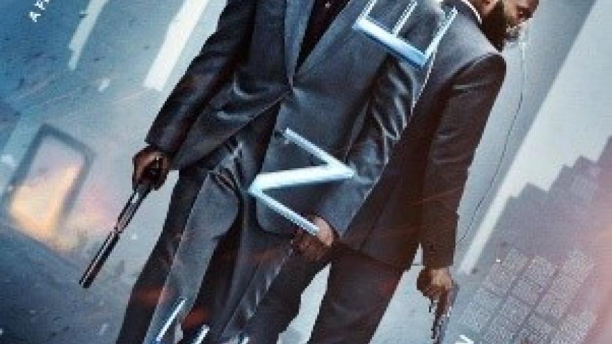 imagen decorativa del cartel del la película Tenet