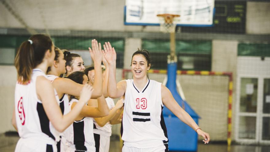 Equipo baloncesto femenino