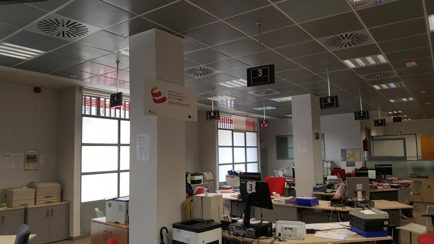 Oficina San Isidro