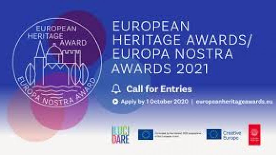 Premios Patrimonio Europeo 2021