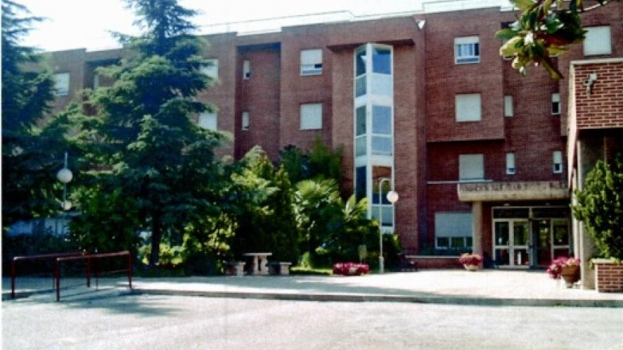 Exterior residencia para personas mayores