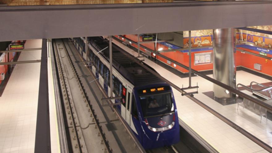 Estaciones de Metro 2