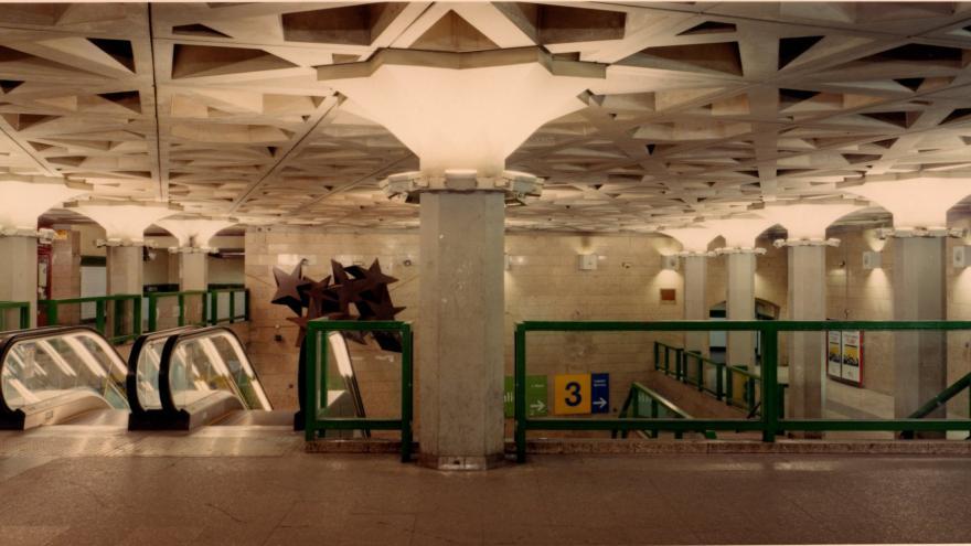 Remodelación estación Sol