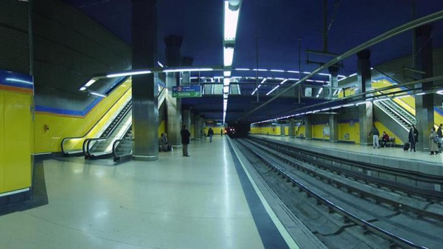 Estación Canal Línea 7