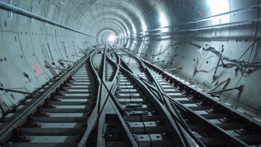 Túnel Alameda Osuna