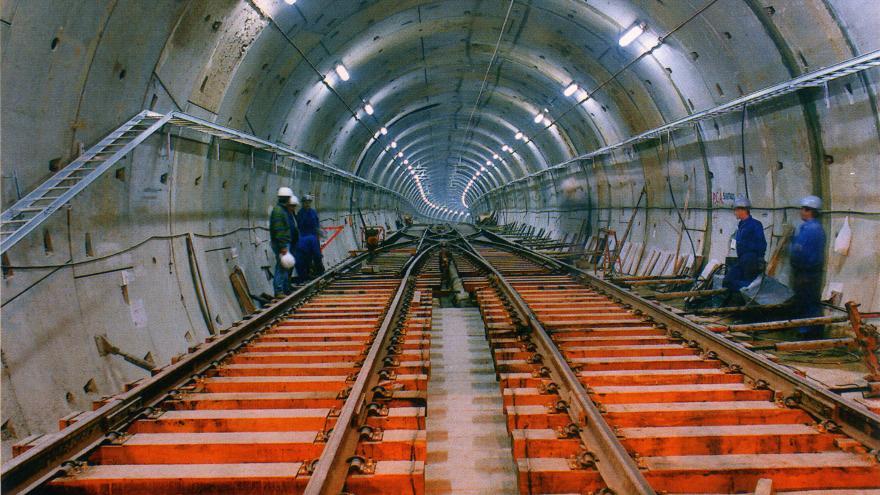 Túnel L4 Mar Cristal-Parque Santa María