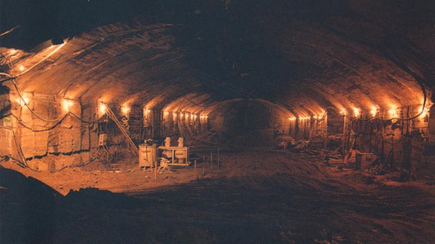 Ejecución caverna Guzmán el Bueno