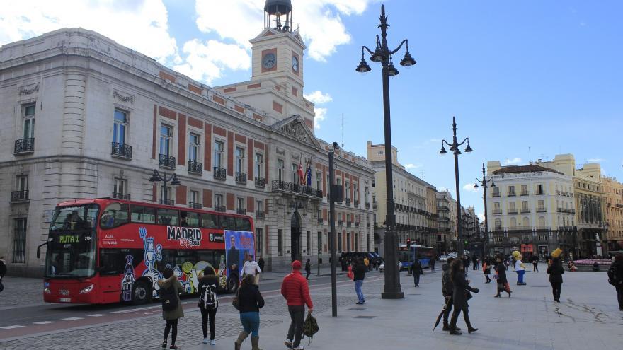 Madrid Bus turístico