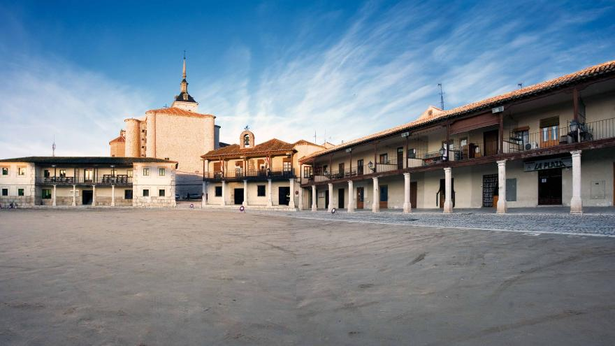 Plaza Mayor Colmenar de Oreja