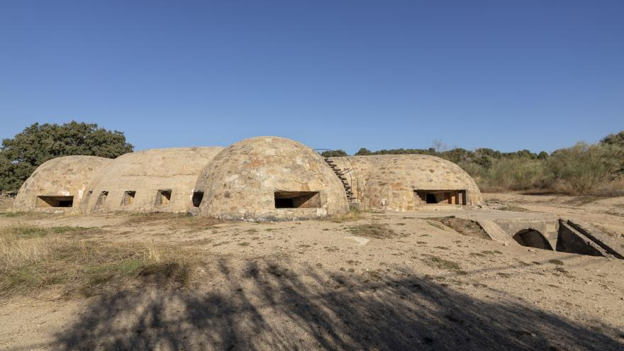 Bunker Guerra Civil Blockhouse 13